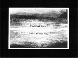 'Lost at Sea', Roncadora Press, 2011