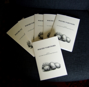 The Poetry Partners booklet