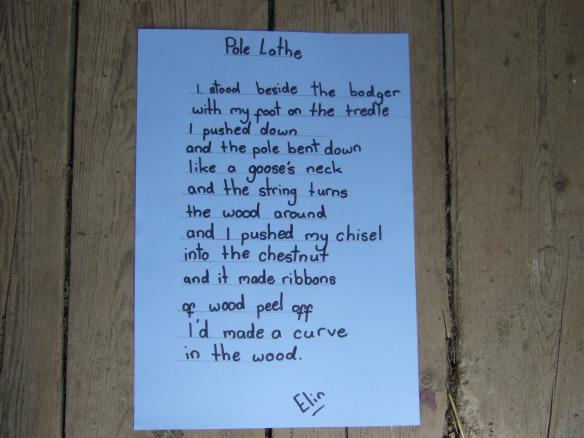 Elin 'Pole Lathe'