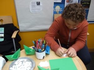 Paper Boat Poems workshop 6