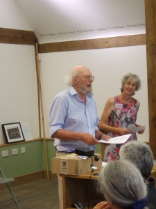 Poems For The Farm Peter Holliday reads mr