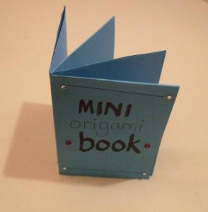 Mini Origami Book