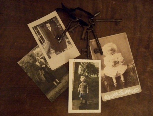 Lost Keys & Fading Photographs