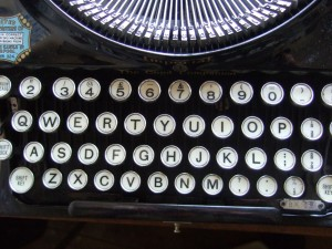 Good Companion Typewriter