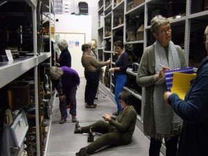 Museum Vaults group locked in
