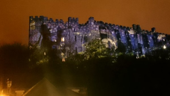 Durham lights