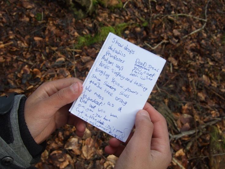 March 2016 Wood Write2 Hargate at ARVON (41)