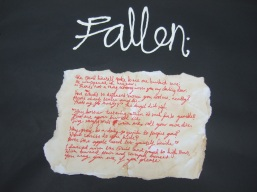 Abi book Fallen