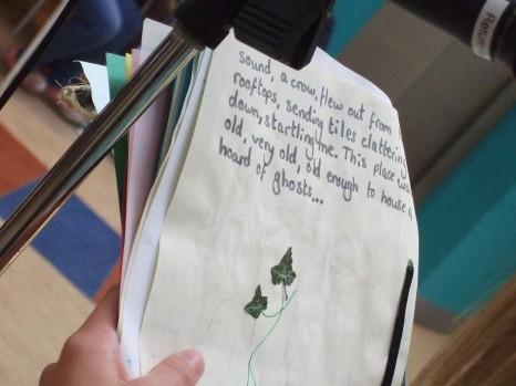 Aeryn leaf page