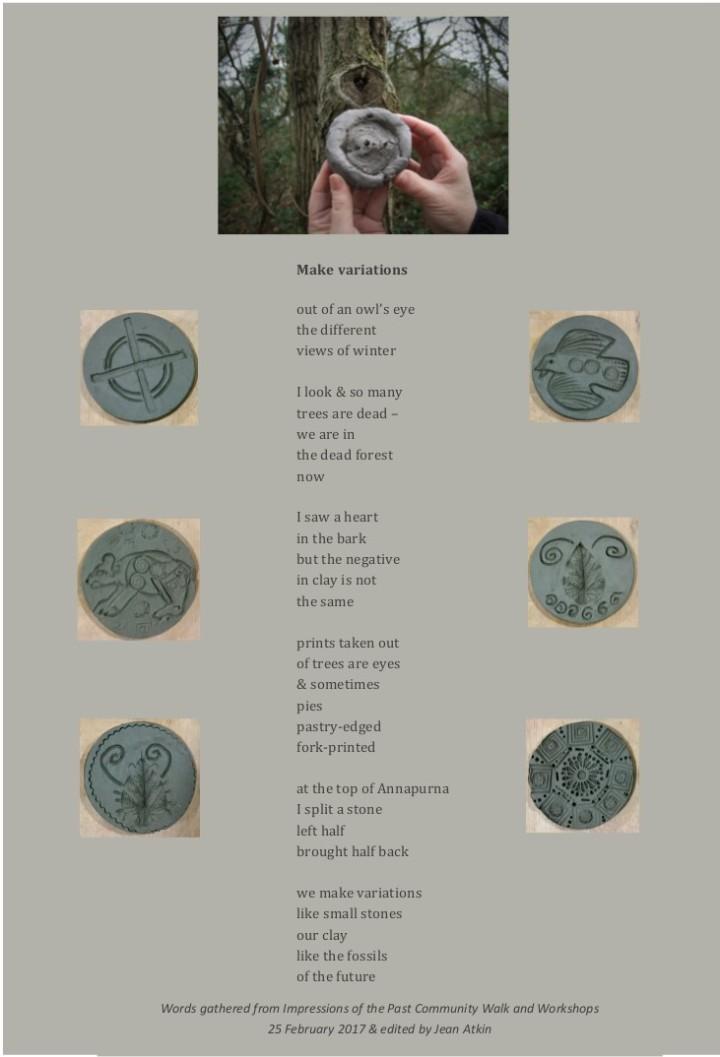 Make Variations poem