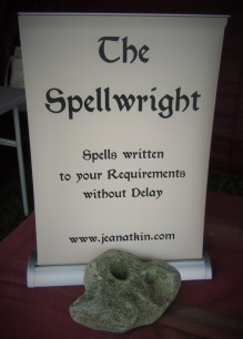 Spellwright Sign