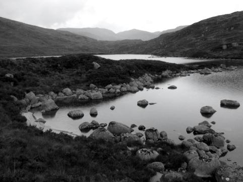 Loch Valley and Craig Neldrickan