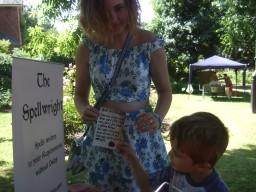 Ledbury PoetryFest 2018 Spellwright (1)